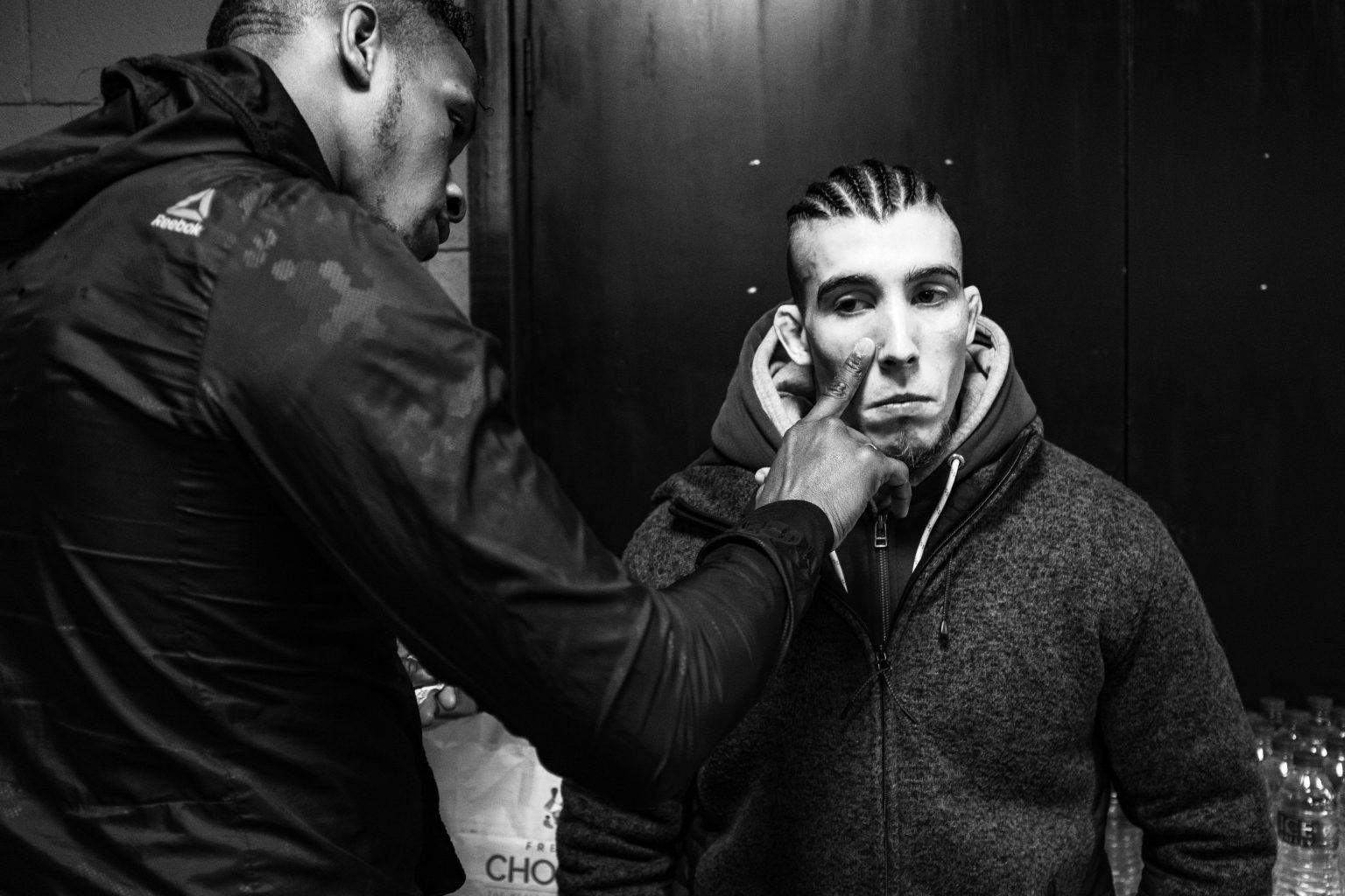 MMA - JOHAN SEGAS - CORPS ET AME